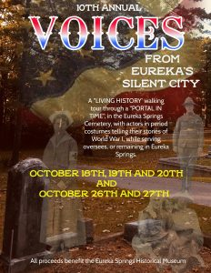 VOICES FROM EUREKA'S SILENT CITY
